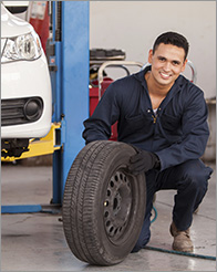 Springfield United Auto Body Corp: Alexandria Tire Shop: Tire Selection